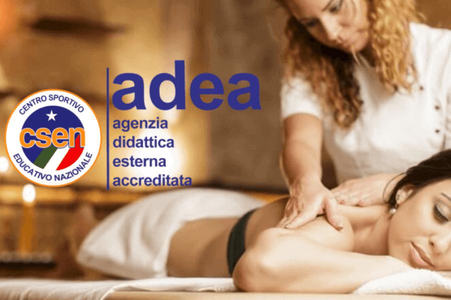 Diploma di Operatore in Massaggio Olistico