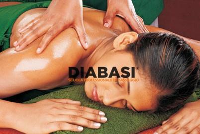 Corso massaggio ayurvedico Pavia:diventa massaggiatore riconosciuto con Diabasi
