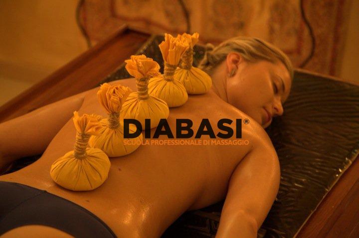 Corso massaggio ayurvedico Perugia